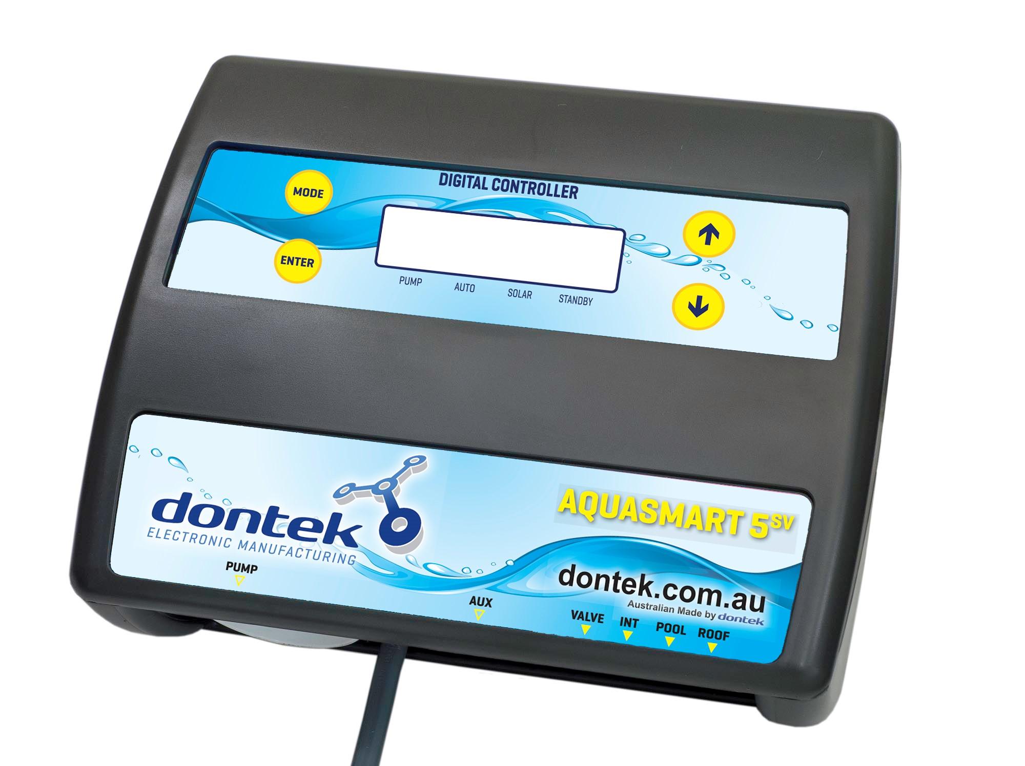 Solar Heater Controllers Dontek Electronics