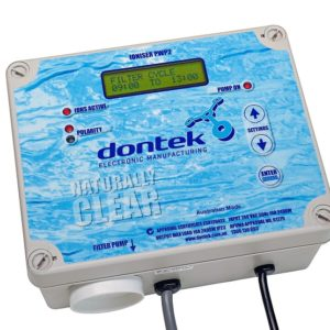 Ioniser Housing Without Electrodes Dontek Electronics