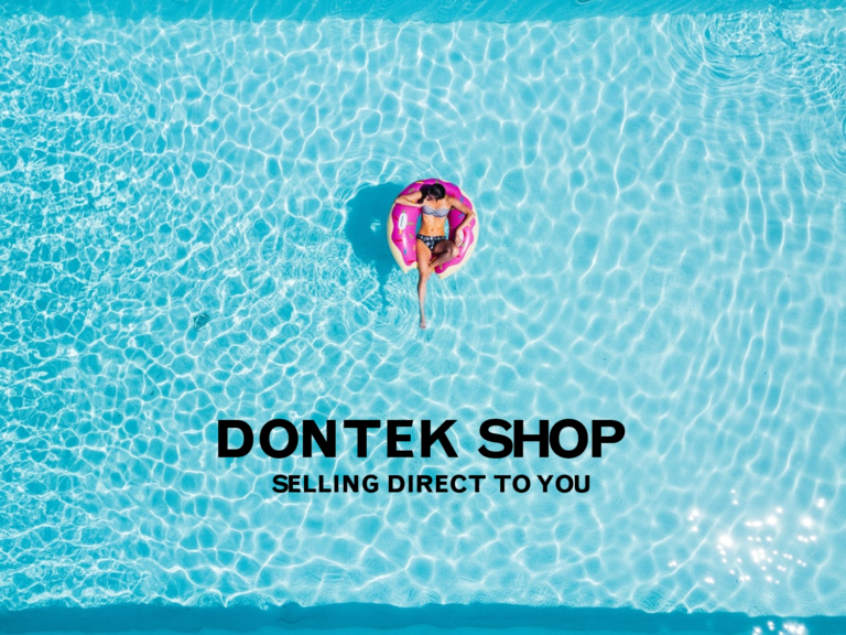 DONTEK SITE HEADER SHOP